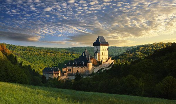 Karlštejn Castle ICP2020